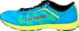 Salming - Salming Speed Shoe Junior Cyan Blue