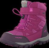 Viking - Chilly II El/Vel Fuchsia/Plum