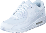 Nike - Nike Air Max 90 Essential White-White-White