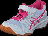 Asics - Pre Upcourt Ps White / Azalea Pink / White