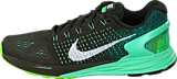 Nike - Wmns Nike Lunarglide 7 Sequoia/White-Green Glow