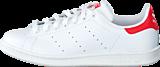 adidas Originals - Stan Smith Running White/Collegiate Red