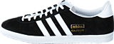 adidas Originals - Gazelle OG Black/White/Metallic Gold