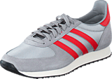 adidas Originals - Zx Racer Grey/Lush Red/Chalk White