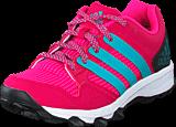 adidas Sport Performance - Kanadia 7 Tr K Bold Pink/Shock Green/Black