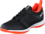 Reebok - Easytone 2.0 Ath Stylite Black/Electric Peach/Red/White