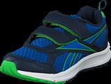 Reebok - Reebok Almotio Rs 2V Collegiate Navy/Green/Blue