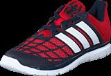 adidas Sport Performance - Disney Spider-Man K Power Red/White/Navy