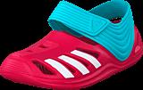 adidas Sport Performance - Zsandal C Bold Pink/White/Shock Green