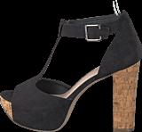 Bianco - T-bar sandal DJF 16 Black