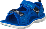 Clarks - Piranha Boy Fst Navy