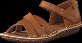 Clarks - Tustin Sahara Tan Leather