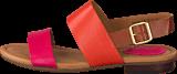 Clarks - Viveca Aztek Fuchsia Leather