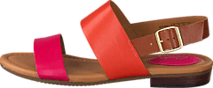 Clarks - Viveca Aztek Fuchsia Leather