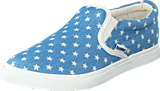 Hummel - Slip-on star junior Blue