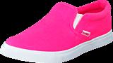 Hummel - Slip-on canvas junior Knockout pink