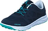 Viking - Saratoga II Navy/Green