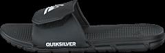 Quiksilver - Qs Shoreline Adjus M Sndl Black/Black/White