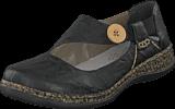 Rieker - 46364-00 Black
