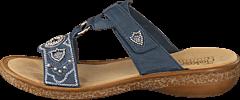 Rieker - 62834-14 Blue