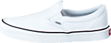 Vans - Slip-On Lite + (Canvas) True White