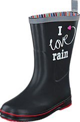Vincent - I love rain Black