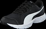 Puma - Axis v4 Mesh Black-White