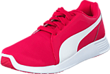 Puma - ST Trainer Evo Rose Red-White
