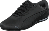 Puma - Drift Cat 5 LEA Black-Asphalt