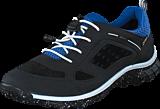 Ecco - Biom Trail Kids Black/ Cobalt