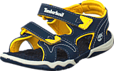 Timberland - Adventure Seeker 2 Strap Navy/Yellow