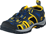 Timberland - Belknap Fisherman Navy/Yellow