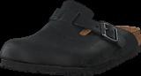Birkenstock - Boston Regular Oiled  Leather Black