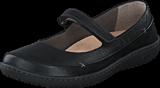 Birkenstock - Iona Regular Natural Leather Black