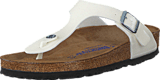 Birkenstock - Gizeh Regular Birko-Flor Magic Galaxy White