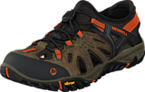 Merrell - Allout Blaze Sieve Light Brown
