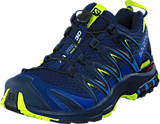Salomon - XA PRO 3D Blue Depths/Navy Blazer/Lime P