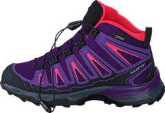 Salomon - X-ULTRA MID GTX J Cpurple/Rain Purple/Madder Pin
