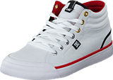 DC Shoes - Dc Evan Smith Hi M Shoe White