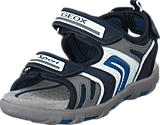 Geox - Sandal Pianeta Boy Navy/Avio