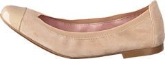 Pretty Ballerinas - 37190 Beige/Beige Leather