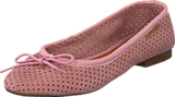 Hush Puppies - Lilly Ballerina Perf Nude