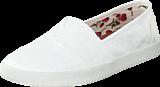 Toms - Avlon Slip-On White Linen