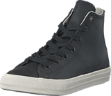 Converse - CTAS II-Hi Black/Parchment/Almost Black
