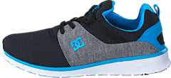 DC Shoes - Heathrow TX SE Heather Grey/ Black