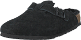 Birkenstock - Boston Regular 259881 Black Fur