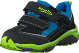 Superfit - Sport5 Low Gore-Tex Black/Blue/Green