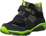 Superfit - Sport5 Mid Gore-Tex Black/Yellow
