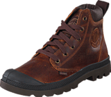 Palladium - Pampa Hi Cuff Leather Sunrise