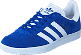 adidas Originals - Gazelle Collegiate Royal/White/Goldmt